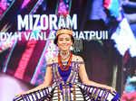 fbb Colors Femina Miss India Mizoram 2017 Rody H Vanlalhriatpuii