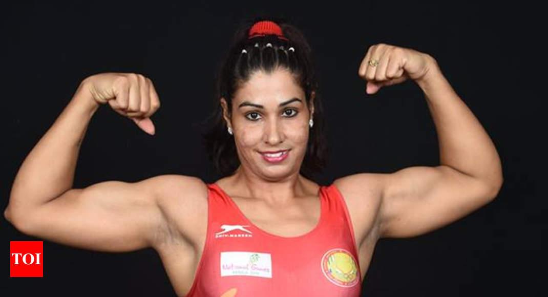 indian woman wrestler kavita dalal to be part of wwe u2019s mae young classic tournament