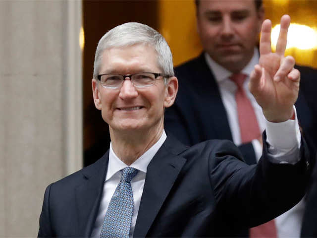 Here's what Apple CEO Tim Cook told PM Narendra Modi