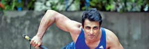 Sonu Sood's no-gym workout