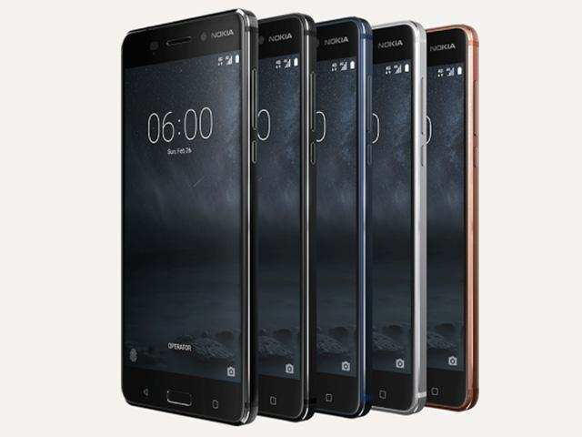 Nokia 6 has a 16MP rear camera with dual-tone LED flash, Phase Detection Autofocus and f/2.0 aperture.