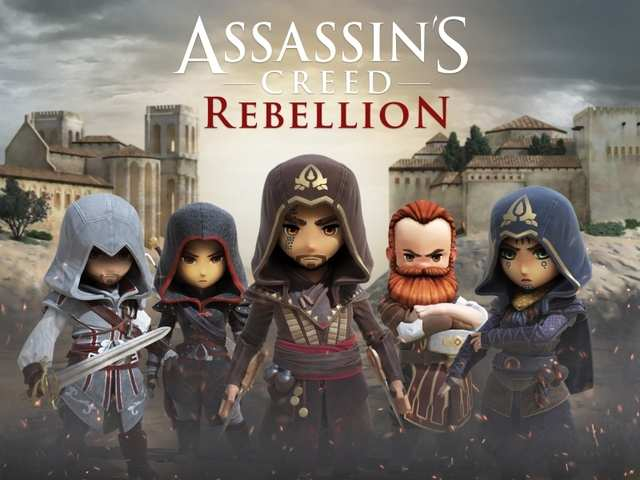 Ubisoft Assassin's Creed Rebellion launched for Android and iOS platform