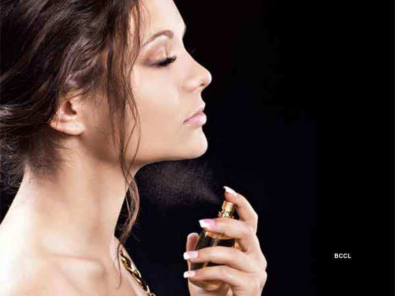 To lock the fragrance of perfumes, apply petroleum jelly first (Thinkstock)