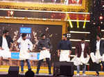 Ranbir Kapoor performs with southern stars