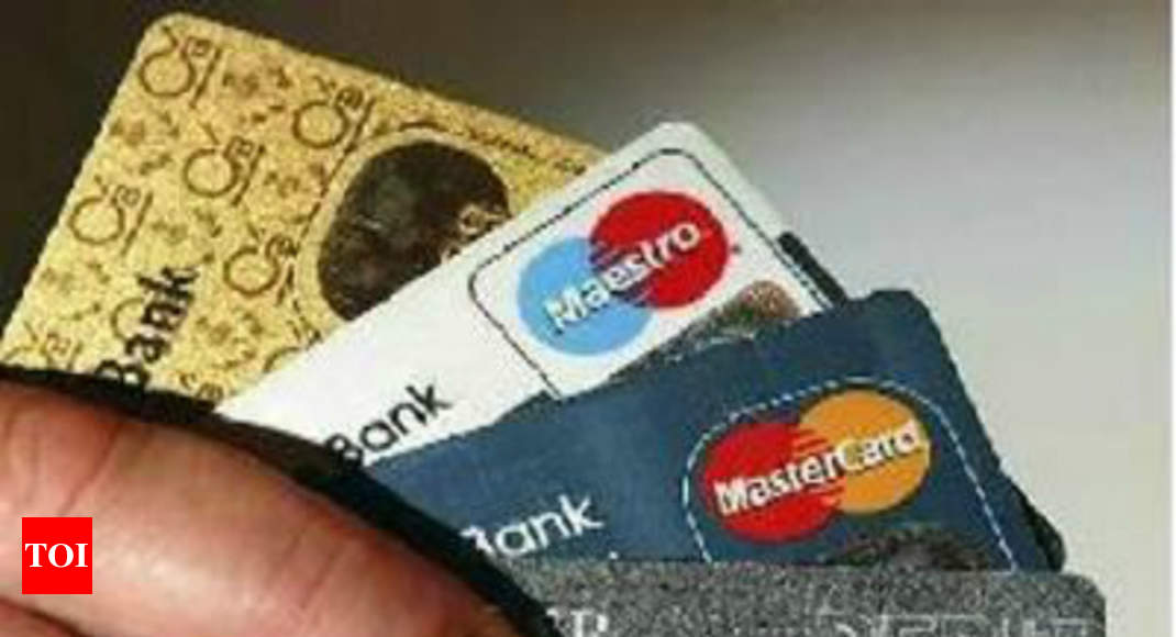 Gst on credit card double gst on credit card payments heres the gst on credit card double gst on credit card payments heres the truth times of india stopboris Choice Image