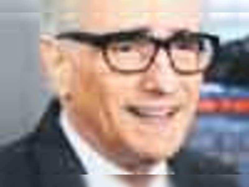 Ray influenced E.T says Martin Scorsese