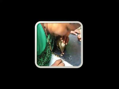 Mangalsutra rumour: Mangalsutra rumour sparks panic in Karnataka