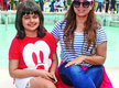 Mahima's Taj darshan with daughter