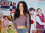 Elli Avram at the premiere of Guest Iin London