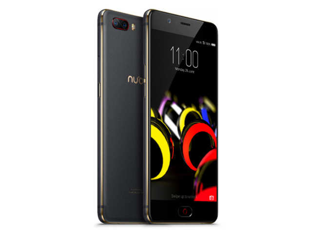 Nubia M2 smartphone with dual rear camera launched at Rs 22,999