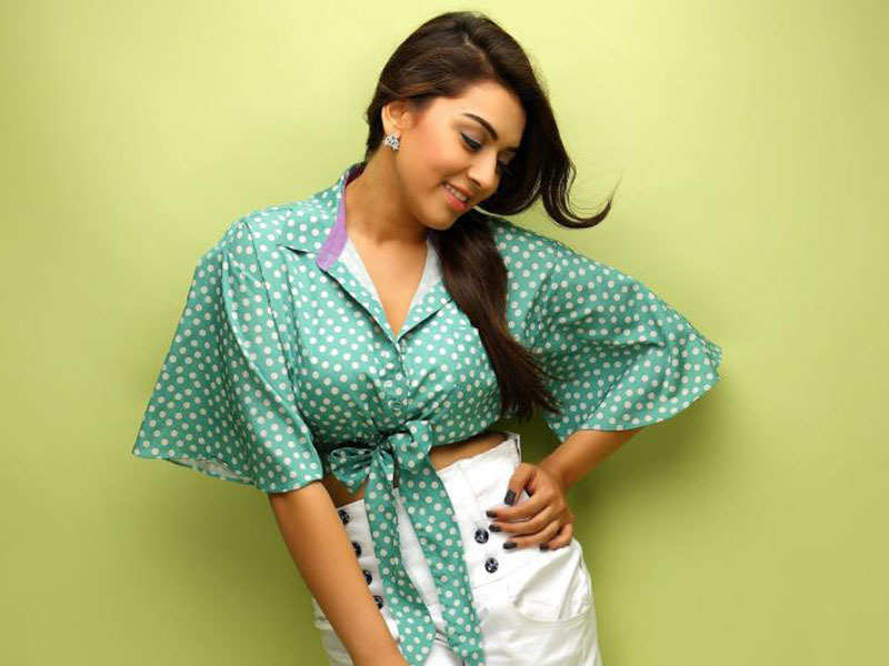 Hansika: I have age on my side am going to work really hard for at least the next five years