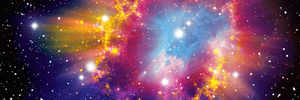 In a first, supernova explosion recreated in laboratory