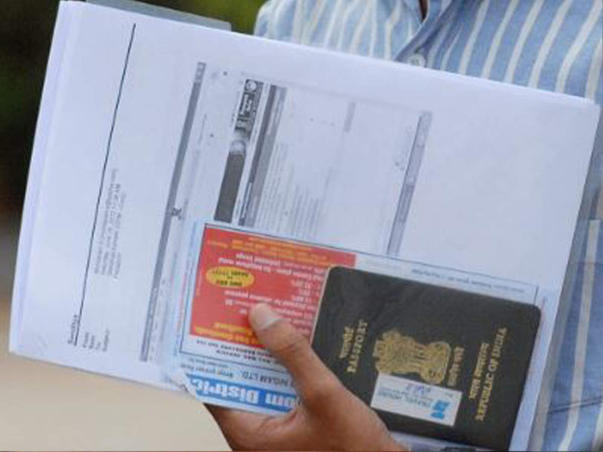 Get passport made at post office now   Allahabad News - Times of India