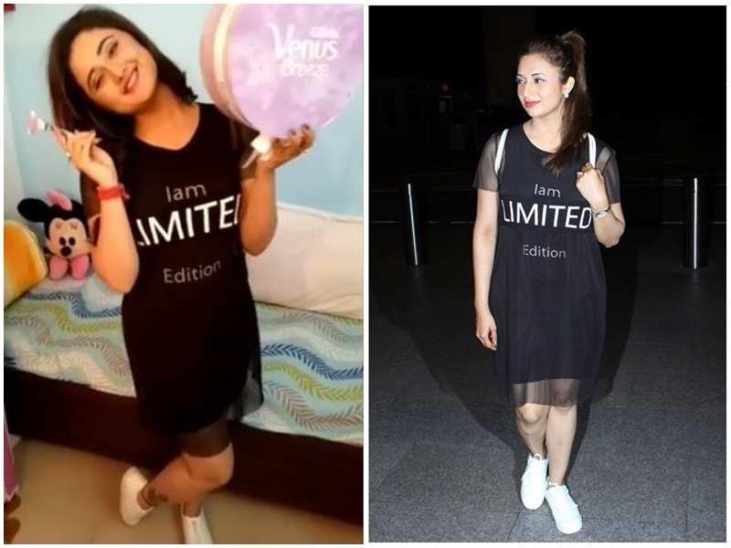 Divyanka Tripathi or Rashami Desai: Who wore the 'Limited Edition' dress better?