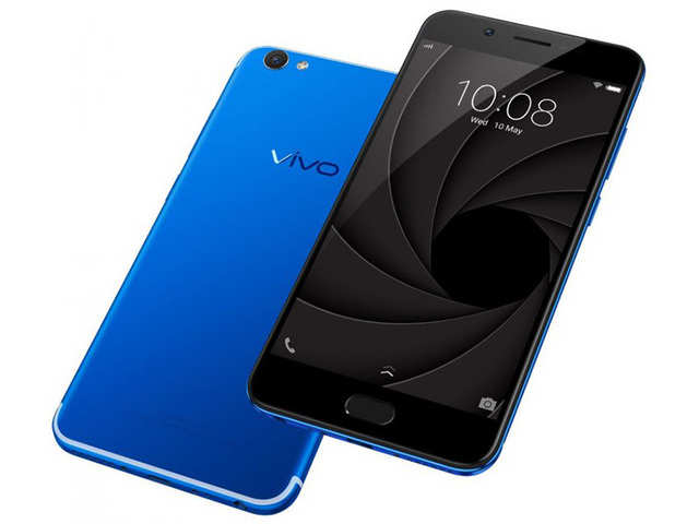 Vivo launches Energetic Blue colour variant of V5s smartphone Rs 17,990