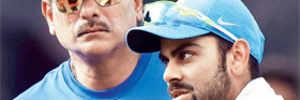 Bad news day for Ravi Shastri?