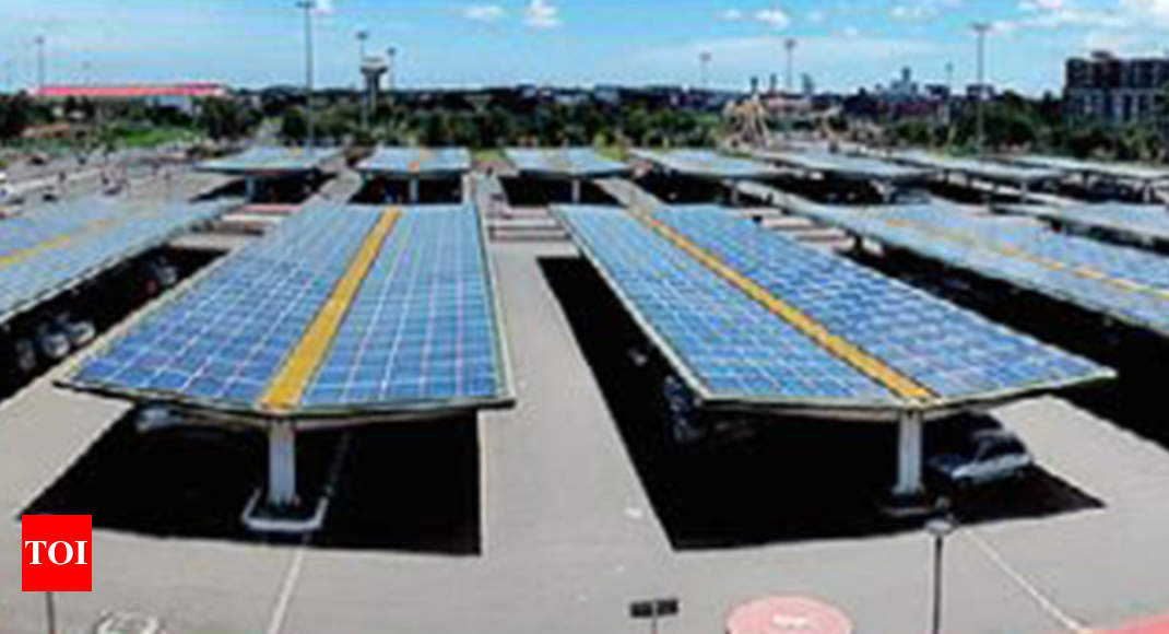 Cochin International Airport Limited To Boost Solar Power