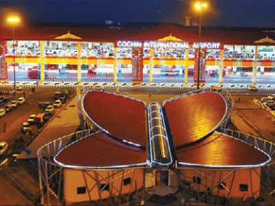 New Restaurant On Cochin Airport Premises Kochi News