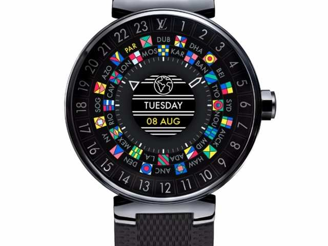 a094bdcc579a Louis Vuitton takes on Apple Watch with this  2