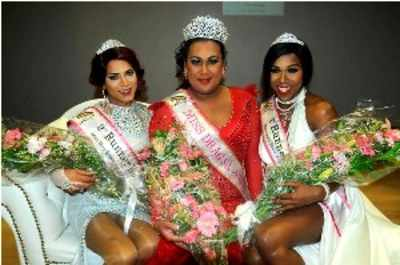 South Africa crowns its first ever transgender beauty queen