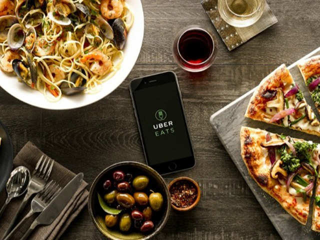 5 alternatives to UberEATS you can try