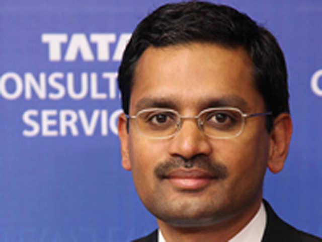 Gopinathan said that as deals are touching more enterprise-wide, deal sizes are increasing and the co's participation is becoming better.