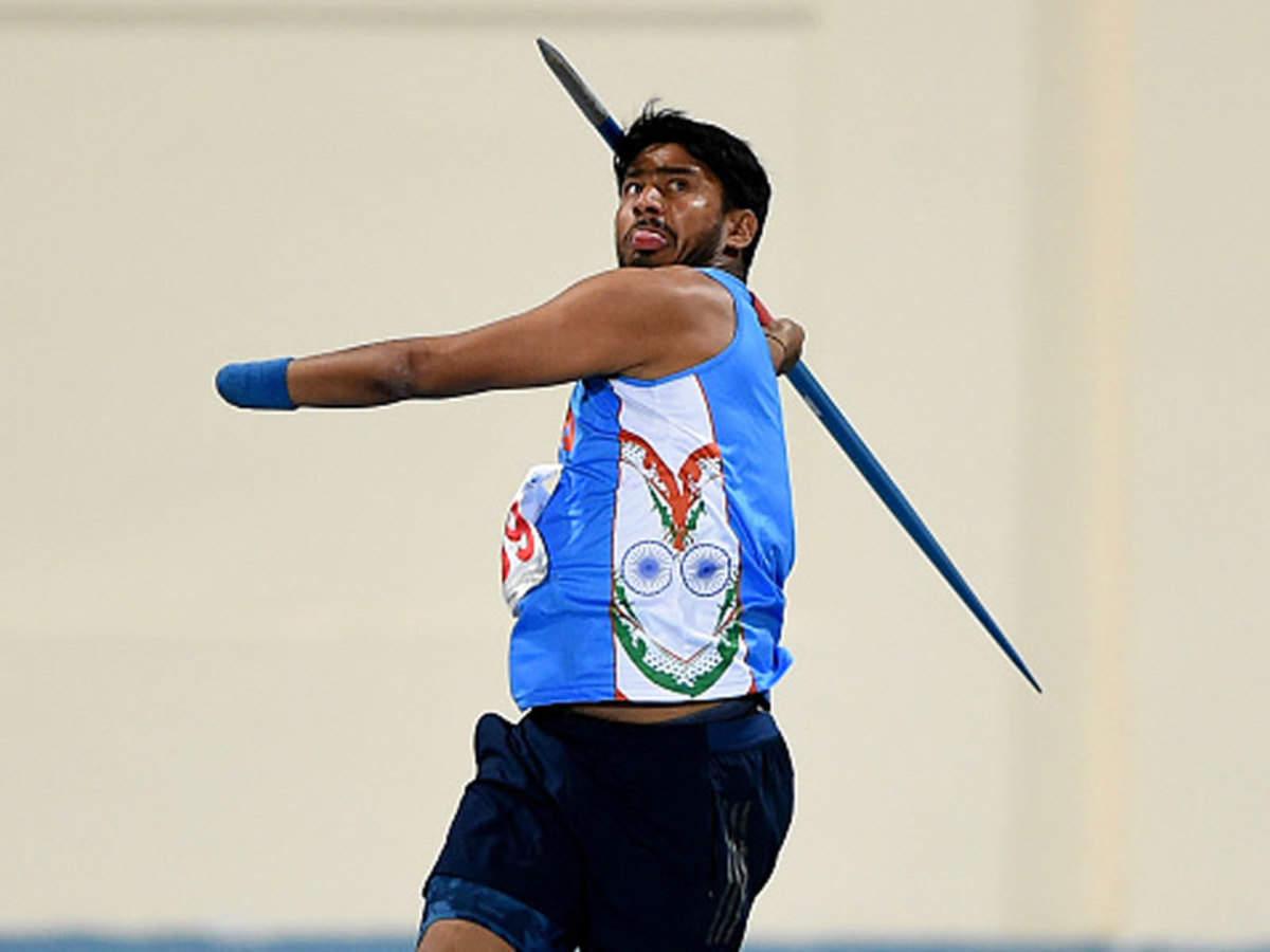 World Para Athletics Championships: Sundar Singh Gurjar bags India's first gold at World Para Athletics Championships | More sports News - Times of India