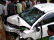 Chintalapudi SI, his wife succumb to road accident