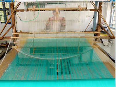 Providing impetus to handloom weavers | Trichy News - Times