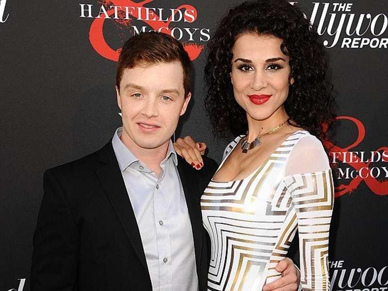 'Shameless' star Noel Fisher marries Layla Alizada