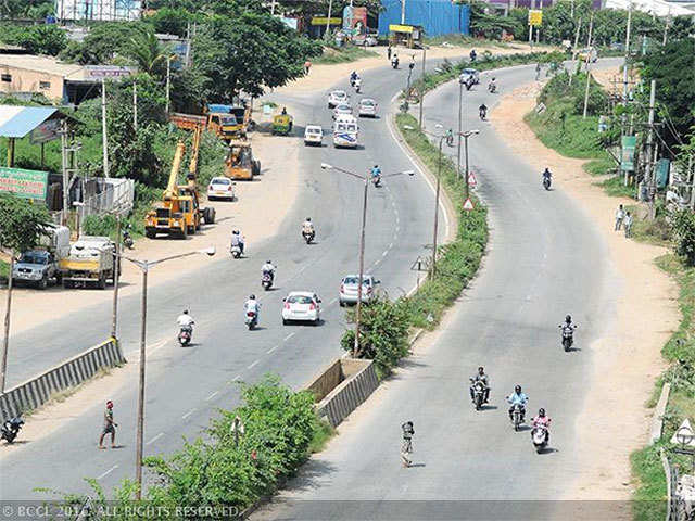 This futuristic idea is part of a Rs 2,090-crore plan to make Bengaluru a smart city.