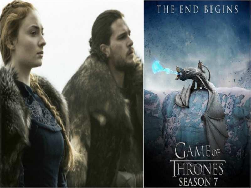 Game of Thrones season 7 episode 1: Jon Snow prepares fleet to fight whitewalkers, Arya on her way to kill Cersie