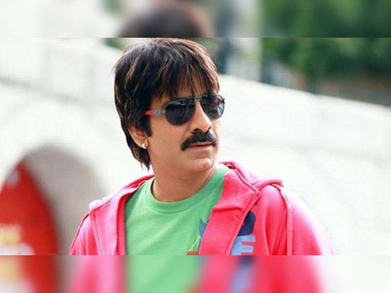 Ravi Teja's mother gives him a clean chit