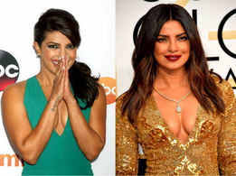 Birthday girl Priyanka's most stylish Namaste moments