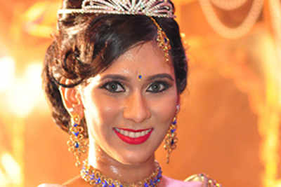 Chandini Chanka is Miss World Trinidad and Tobago 2017