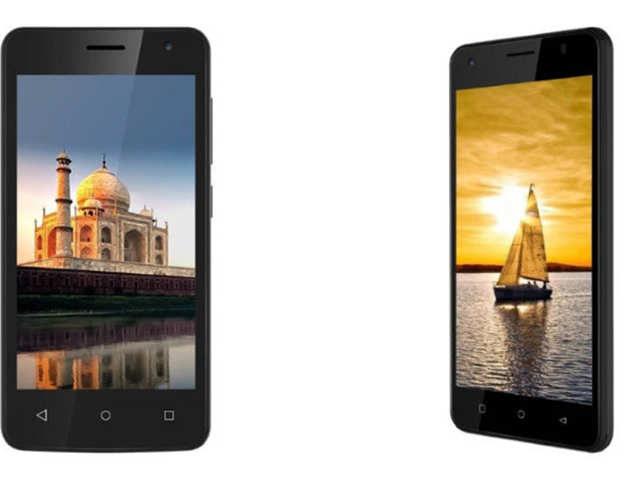 iVoomi Me4, Me5 With 4G smartphones launched in India, price starts at Rs 3,499