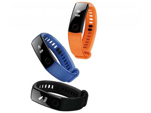Huawei Honor Band 3 up for sale in India at Rs 2,799