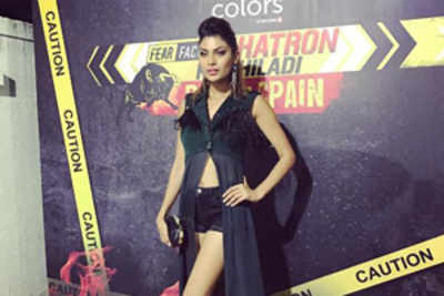 'Khatron Ke Khiladi' is all about conquering your fears and frailties
