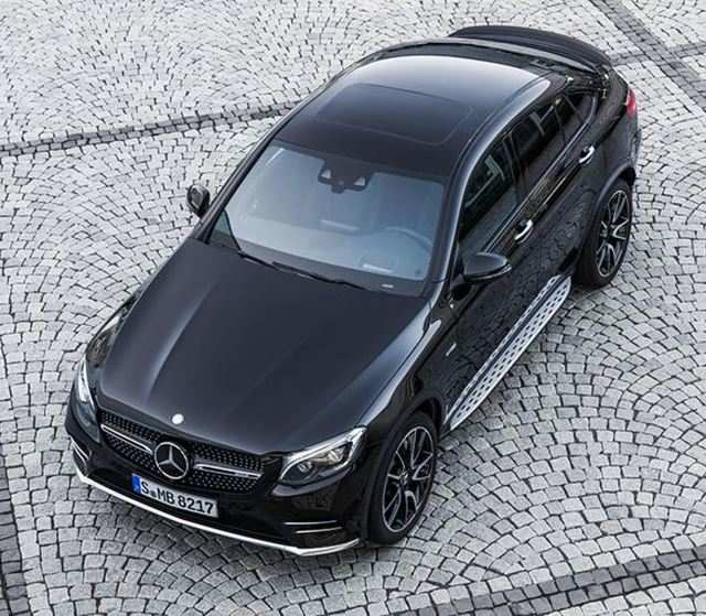 Mercedes Mercedes Launches Amg Glc 43 Coupe In India At Rs 74 8