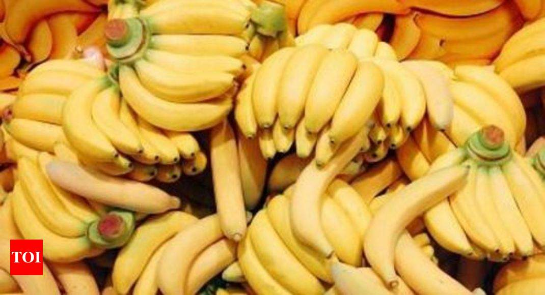Tamil Nadu Tops In Banana Yield In India Minister Madurai News