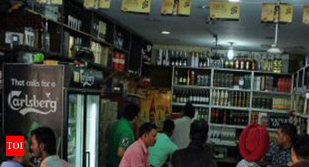 Liquor Shops Govt To Open 900 Liquor Shops In Karnataka 30 In