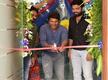 Puneeth Rajkumar inaugurates Rakshit Shetty's production house