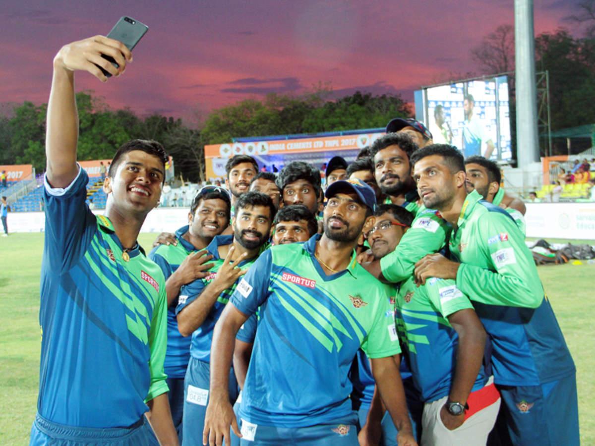 Tnpl Washington Sundar Stars In Tuti Patriots Victory Cricket News Times Of India