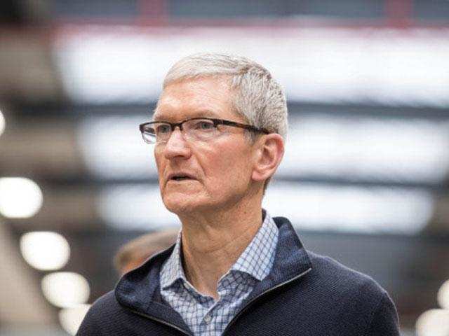 Here's what Apple CEO Tim Cook said about India during the company's earnings call