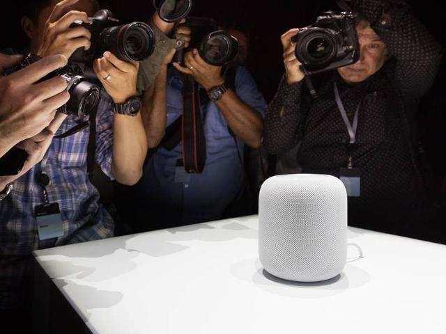 Apple HomePod screen resolution and RAM capacity revealed in firmware teardown