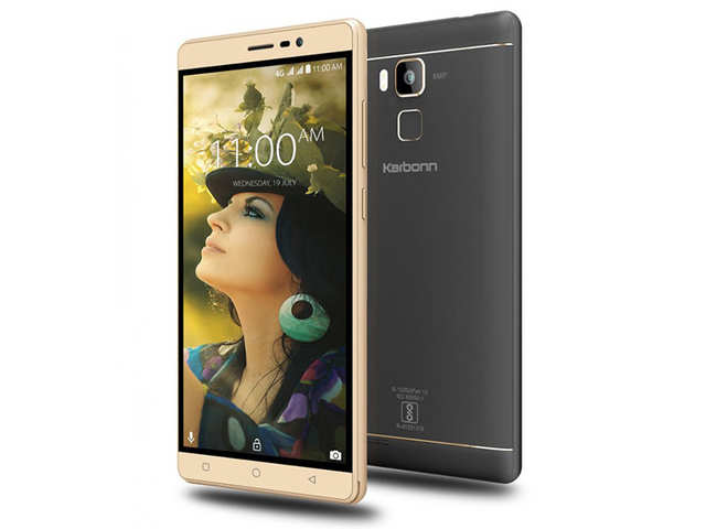 Karbonn Aura Note Play smartphone launched at Rs 7,590