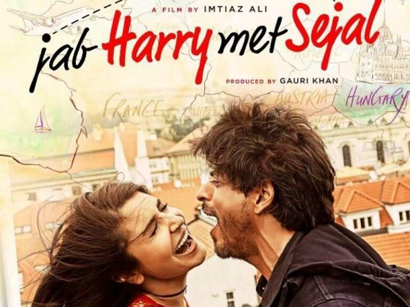 'Jab Harry Met Sejal' box-office collection Day 1: Shah Rukh Khan and Anushka Sharma's film mints Rs 16.5 crore on the first day