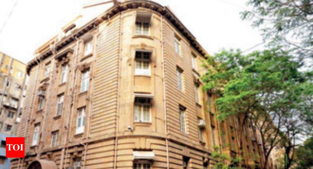 Bombay House: For The 1st Time, Bombay House To Shut For Renovation |  Mumbai News   Times Of India