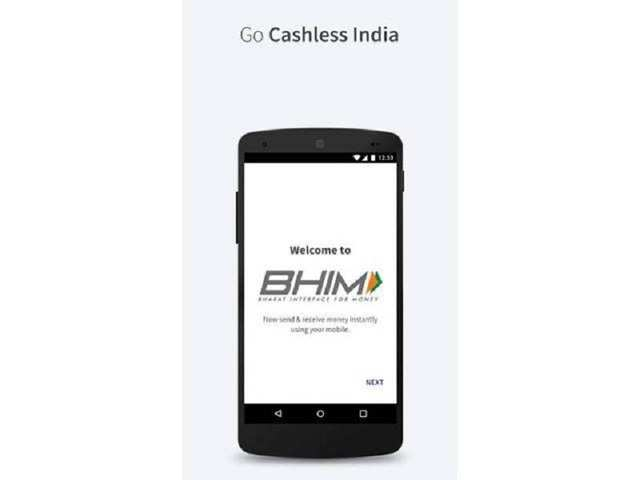 Bharat QR enables shops to accept electronic payments from cards or UPI with the customer scanning the QR. Since demonetisation, the government has been actively pushing digital payments.