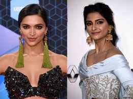 Bollywood divas flaunt statement earrings